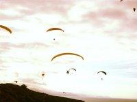 Practicar vuelo en parapente en Sopelana