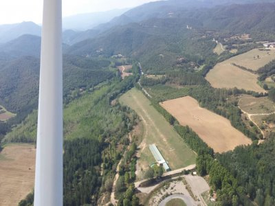 Light Aircraft flight, Castellón, 3 persons, 30min