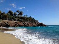 litoral de Tenerife.