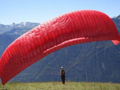 Volo in parapendio a Loarre o Biescas 15-25 min