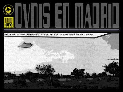 Visita guiada Madrid ufológico