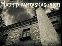 Castillo Madrid fantasmagórico