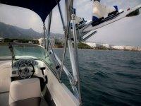 Embarcaciones para disfrutar del mar