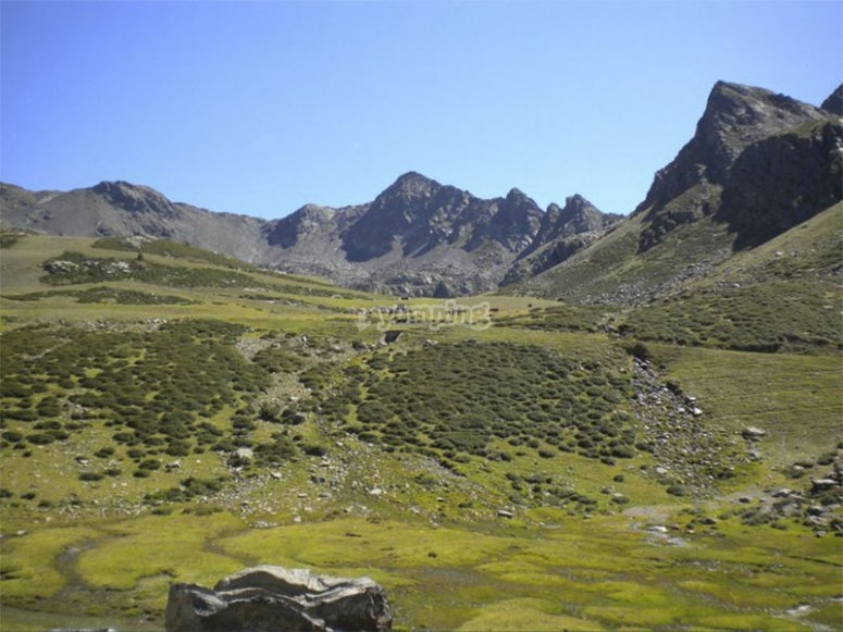Discover the landscapes in Andorra