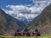 2-seater quad route in La Massana, Andorra 2 h
