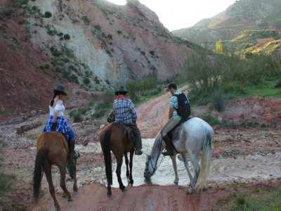 1h horseride in Sierra de Cazorla