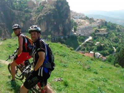 山地自行车路线Sierra de Cazorla