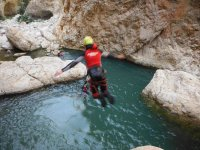 Canyoning for beginners in Andalusia, 5h