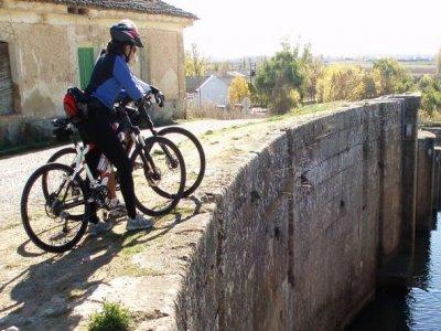 Breve percorso in mountain bike Lugo 10 chilometri