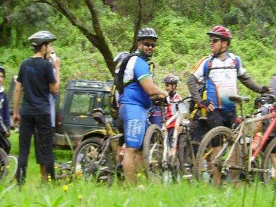 Percorso in mountain bike attraverso Lugo 20 chilometri
