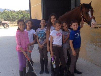 Centro de Cría y Doma El Padrón Campamentos Hípicos
