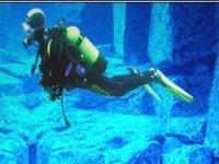 潜水在La Palma
