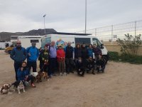 Hiking with dogs in Almeria