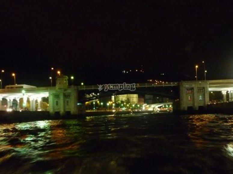 puente de deusto.