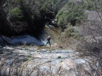 Learning to rappel in Paterna