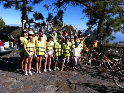 1 day bike rental at Tenerife