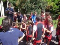 儿童夏季篮球训练营