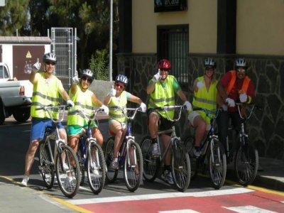 Electric bike rental Tenerife 1 day