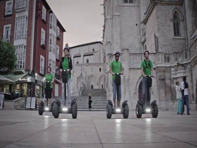 Segway Tour in Burgos Old Town