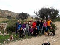 Visitando el Cabo de Gata con las mascotas