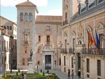 Gymkhana cultural Madrid en inglés para escolares