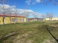 Recinto de la granja escuela de Toledo