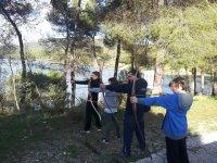 Campamento multiaventura colegios Cazorla 3 días