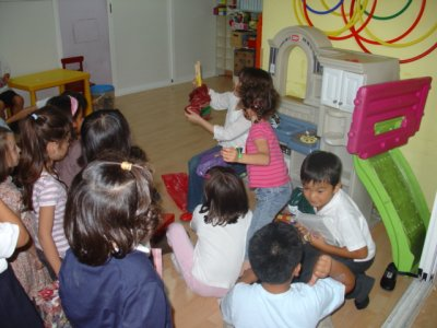 Parque infantil Madrid día sin cole 2 de noviembre