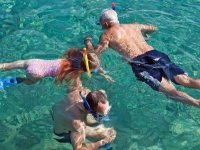 Snorkeling Route from Boat in Altea + Pics