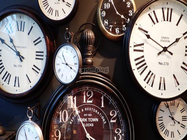 Contra el reloj