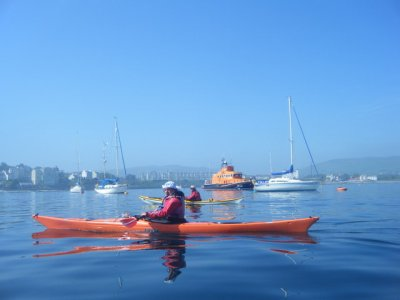 Soliones Charter Sailing Kayaks