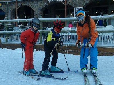 Curso de esquí en Astún niños 5-6 años 30 días