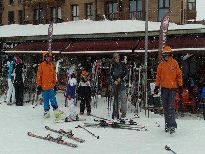 Aprender esquí Astún 30 clases Niños 7 a 12 años