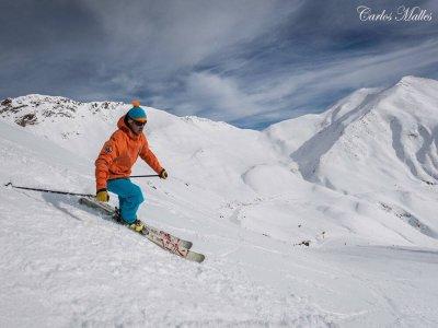 Entrenamiento esquí Astún 20 días Niños 7-12 años