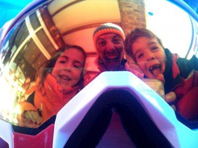 Entrenamiento de esquí Niños en Astún 10 días