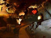 Tramo seco de las Cuevas de Sant Josep