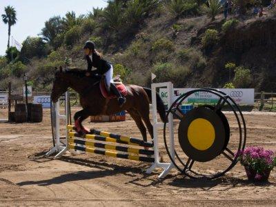 Clases de hípica en Segovia de doma y salto