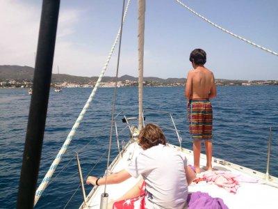 Soliones Charter Sailing Paseos en Barco