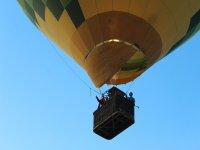 阿斯托加的气球飞行