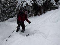 Espot小组滑雪课程4小时