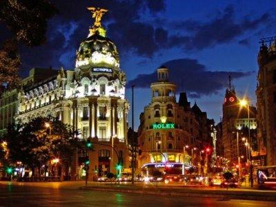 Ruta guiada por el Madrid Siniestro en Halloween