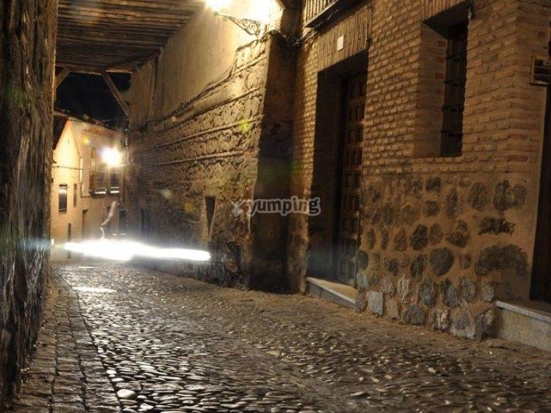 Paseo por las calles de Toledo