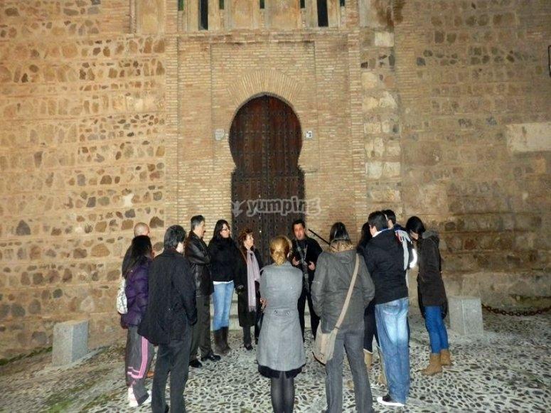 Visita guiada en Toledo