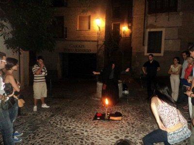 Tour cañas y tapas VIP por Toledo con mini gymkana