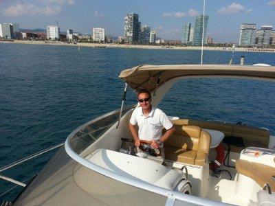 Barcelona Watersports Paseos en Barco