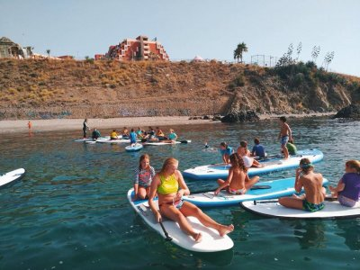 Paddle Surf Fuengirola Paddle Surf
