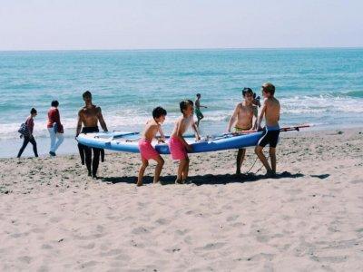 Paddle Surf Fuengirola Campamentos Urbanos