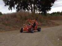 Camino off road en buggy