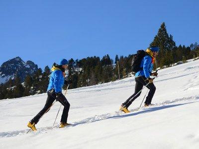 Esquí de fondo 2h material y forfait Grandvalira