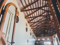 Winemaking room